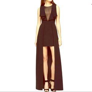 BCBGMaxAzria Tanika Dress - size 4, black